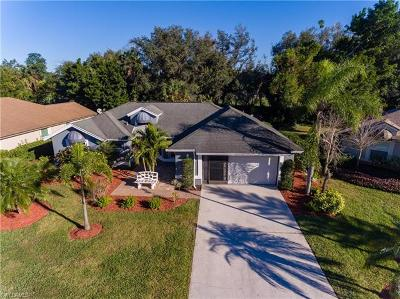 Estero Single Family Home For Sale: 20980 Andiron Pl