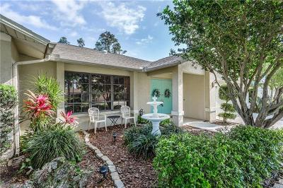 Fort Myers Single Family Home For Sale: 17241 Meadow Lake Cir