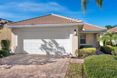 Bonita Springs Single Family Home For Sale: 15113 Estuary Cir