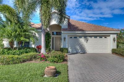 Estero Single Family Home For Sale: 10321 Foxtail Creek Ct