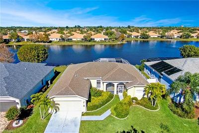 Fort Myers Single Family Home For Sale: 16963 Colony Lakes Blvd