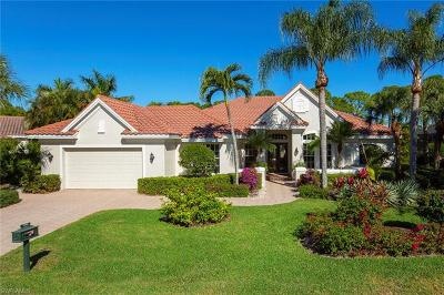 Bonita Springs Single Family Home For Sale: 25048 Ridge Oak Dr
