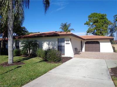 Bonita Springs Single Family Home For Sale: 27863 Hacienda Village Dr