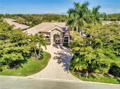 Estero Single Family Home For Sale: 9136 Willow Walk