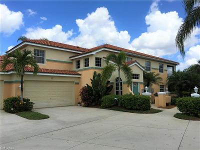 Estero Condo/Townhouse For Sale: 10811 Crooked River Rd #203