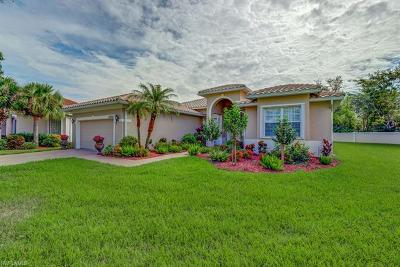Estero Single Family Home For Sale: 20454 Foxworth Cir