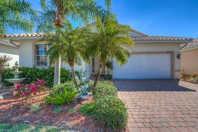 Fort Myers Single Family Home For Sale: 20099 Ballylee Ct