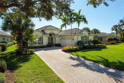Estero Single Family Home For Sale: 9077 Windswept Dr