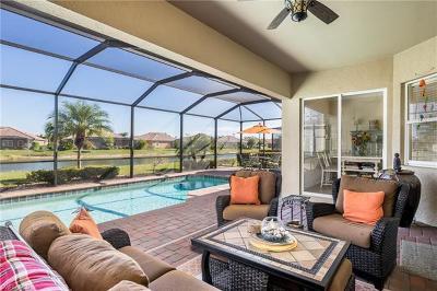Estero Single Family Home For Sale: 21017 Bosco Ct
