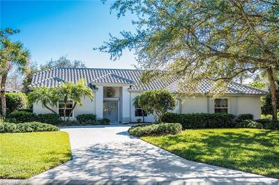 Bonita Springs Single Family Home For Sale: 3461 Twinberry Ct