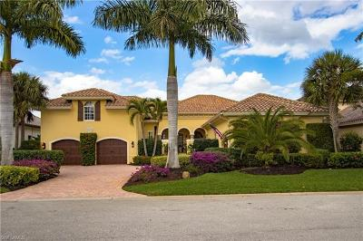Estero Single Family Home For Sale: 22211 Fairview Bend Dr