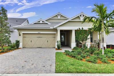 Estero Single Family Home For Sale: 20028 Tavernier Dr
