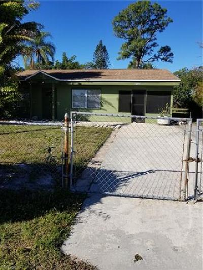 Bonita Springs Single Family Home For Sale: 27364 Pullen Ave