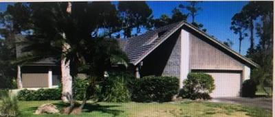 Fort Myers Single Family Home For Sale: 6446 Morgan La Fee Ln