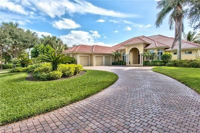 Estero Single Family Home For Sale: 9380 Lakebend Preserve Ct