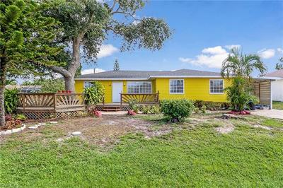 Fort Myers Single Family Home For Sale: 8297 Matanzas Rd