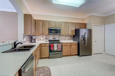 Estero Condo/Townhouse For Sale: 9724 Heatherstone Lake Ct #3