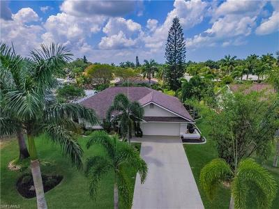 Bonita Springs Single Family Home For Sale: 3569 Cartwright Ct