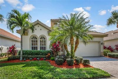 Naples Single Family Home For Sale: 15946 Delasol Ln