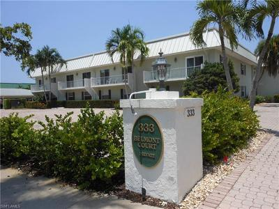 Naples Condo/Townhouse For Sale: 333 E Harbour Dr #204
