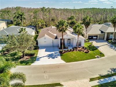 Estero Single Family Home For Sale: 21511 Belhaven Way