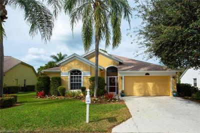 Estero Single Family Home For Sale: 3720 Bali Ln