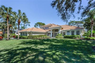 Bonita Springs Single Family Home For Sale: 25011 Goldcrest Dr