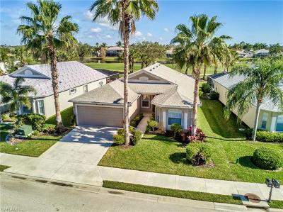 Estero Single Family Home For Sale: 21527 Brixham Run Loop