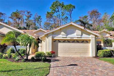 Bonita Springs Single Family Home For Sale: 12823 Maiden Cane Ln