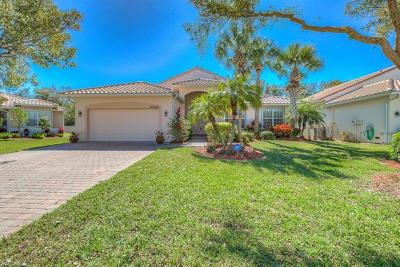 Estero Single Family Home For Sale: 20446 Foxworth Cir