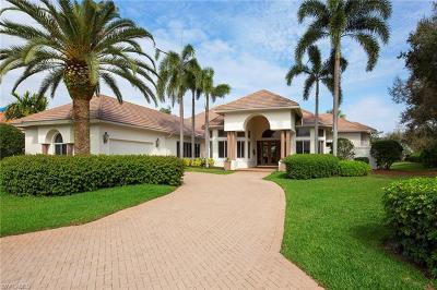 Estero Single Family Home For Sale: 23691 Waterside Dr