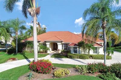 Estero Single Family Home For Sale: 20411 Wildcat Run Dr