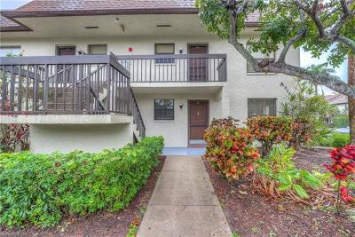 Fort Myers Condo/Townhouse For Sale: 9301 Central Park Dr #106
