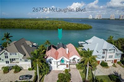 Bonita Springs Single Family Home For Sale: 26750 McLaughlin Blvd