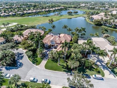 Estero Single Family Home For Sale: 10225 Orchid Ridge Ln
