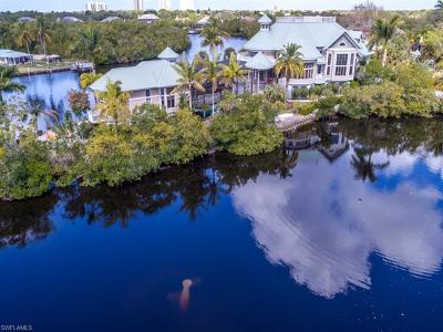 Bonita Springs Single Family Home For Sale: 27450 Harbor Cove Ct