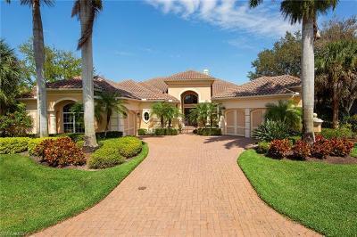 Estero Single Family Home For Sale: 10072 Magnolia Bend