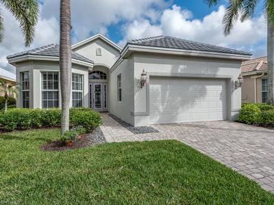 Bonita Springs Single Family Home For Sale: 14099 Tivoli Ter