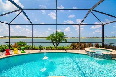 Bonita Springs Single Family Home For Sale: 16151 Bonita Landing Cir