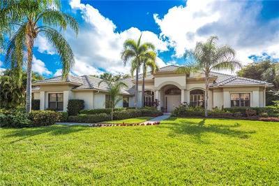 Bonita Springs Single Family Home For Sale: 3651 Heron Point Ct