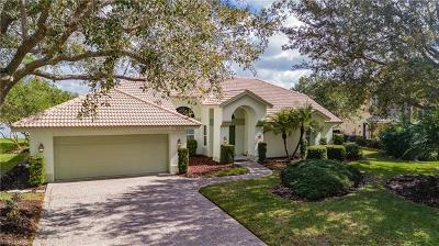 Naples Single Family Home For Sale: 4259 Mourning Dove Dr