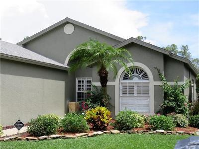Estero Single Family Home For Sale: 21711 Brixham Run Loop
