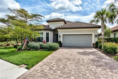 Estero Single Family Home For Sale: 23721 Pebble Pointe Ln