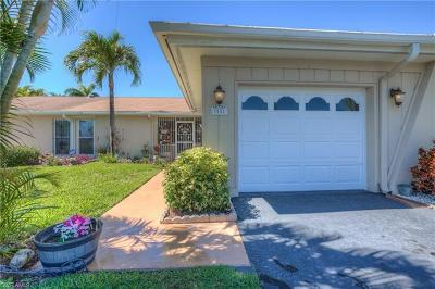 Naples Single Family Home For Sale: 3151 Boca Ciega Dr #B-2