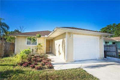 Bonita Springs Single Family Home For Sale: 27679 Tennessee St