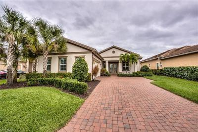 Fort Myers Single Family Home For Sale: 13870 Woodhaven Cir