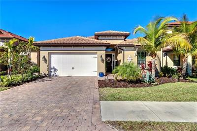 Naples Single Family Home For Sale: 14405 Tuscany Pointe Trl