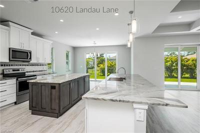 Bonita Springs Single Family Home For Sale: 10620 Landau Ln