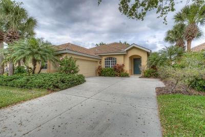 Estero Single Family Home For Sale: 21932 Masters Cir