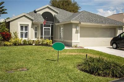 Estero Single Family Home For Sale: 20960 Country Barn Dr